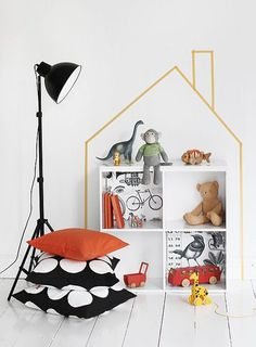 DIY Dolls House | Inspiration For The Kids
