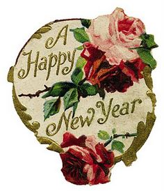 free vintage clip art happy new year happy new year click on image to