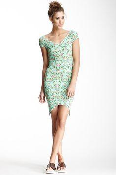 Short Floral Dress by American Twist on @HauteLook