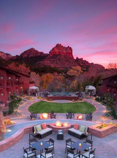 Known as the crown jewel of Sedona wedding venues, the Amara Resort & Spa is an excellent choice to host your glamorous, intimate Northern Arizona wedding. Sedona Arizona, Arizona Travel, Arizona Spa, Dream Vacations, Vacation Spots, Honeymoon Spots, Vacation Deals, Travel Deals, Travel Hacks