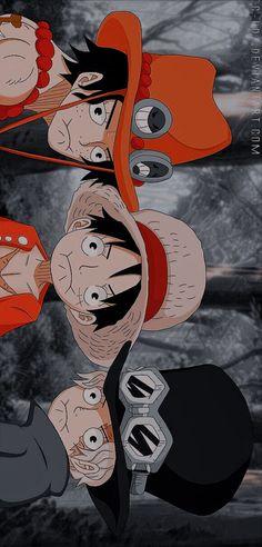 Luffy,sabo&ace