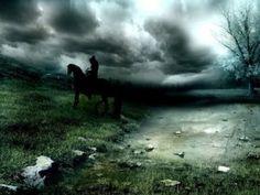 Lost In The Deep DarkNight
