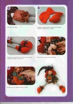 Fall Sewing, Halloween Patterns, Decoration, Doll Clothes, Creations, Diy Crafts, Album, Handmade, Witches