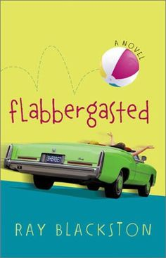 March 2013 Flabbergasted by Ray Blackston. Just a story about a guy looking for love at church singles socials.  Yup. About as interesting as it sounds.