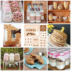 18 Milk and Cookies Party Ideas (A Crumb Above the Rest) | Spoonful