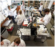 America's Test Kitchen We are a real 15, sq. ft. test kitchen in Boston, MA. Our mission: To develop foolproof recipes that work every time.