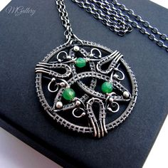 Triquetra by GaleriaM on Etsy
