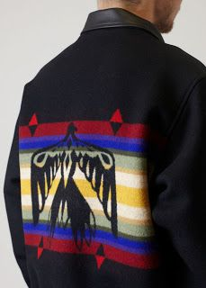 HIGH above the STREET: Pendleton Legend Jacket