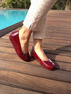 5de2a93ec9a6a9 FitFlop Due Patent Shoes - All Black