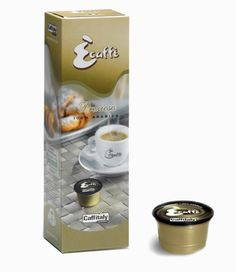 Enjoy the full flavour of this 100% Arabica coffee from Central South America with it's pleasant and balanced richness and aromas.  Prezioso has elegant, balanced aromas, low acidity, and an attractive hint of chocolate on the finish. It can be enjoyed throughout the day thanks to it's low caffeine content.