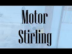 Motor Stirling - Stirling Engine - YouTube