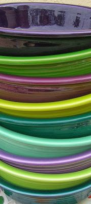 Colorful Fiesta Dinnerware