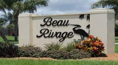 Beau Rivage October 2016 Market Report