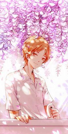 Natsume Hot Anime Guys, Cute Anime Boy, Anime Boys, Blonde Anime Boy, Natsume Takashi, Hotarubi No Mori, Natsume Yuujinchou, Itachi Uchiha, Hinata