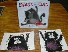 Shape with Splat the Cat - Fine Lines