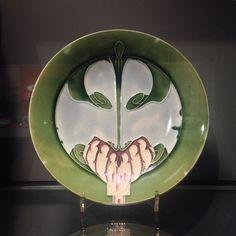 English ceramic - Art Nouveau