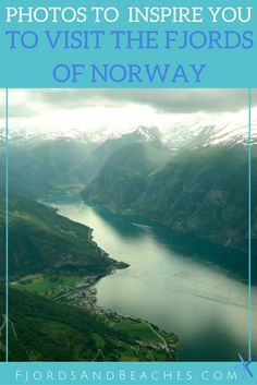 11 Photos to Inspire you to Visit the Fjords of Norway