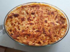 Lasagnes viande légumes