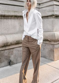 Office Fashion, Work Fashion, Fashion Outfits, Work Attire, Mode Inspiration, Her Style, Minimalist Fashion, Casual Looks, Autumn Winter Fashion