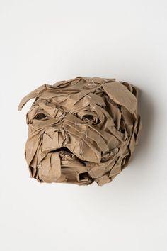Bulldog Bust by Ivar Theorin - Anthropologie.com