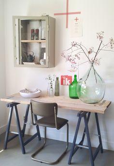 A new corner, via http://lisannevandeklift.blogspot.fr