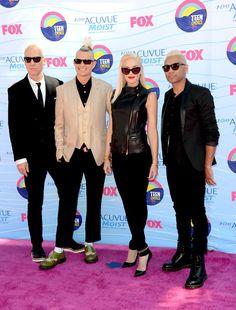 Gwen Stefani Looking fierce!