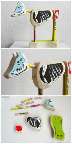 WatCat art toys