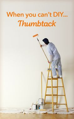 Sometimes, you just have to leave it to the pros. Get free quotes for TV mounting, house cleaning, deck building and so much more on Thumbtack.