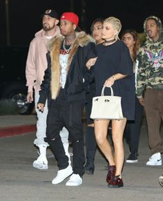 Last man standing kylie dating tyga