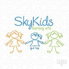 #Happy #Kids #Logo