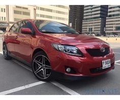 Toyota Corolla S 2010 for Sale in Sharjah