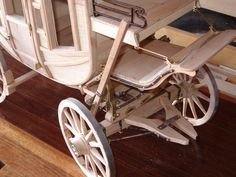 concord Stage Coach in progress - Page 4 - The Scale Model Horse Drawn Vehicle Forum