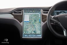 There's an inextricable link between Tesla's Model S and its industry-defying infotainment system, the centrepiece of which is an enormous 17-inch portrait-style colour touch-screen display that dominates the interior of the electrically driven wonder car. Together with a vibrant driver information screen, the high-tech multimedia system is a perfect extension of the large zero-emissions sedan's …