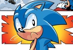 When someone hates on Sonic
