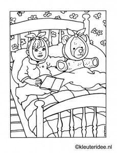Kleurplaten Zieke Oma.16 Beste Afbeeldingen Van Kleurplaat Couloring Coloring Page