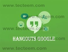 Hangouts Google - Google Hangouts Has Got the Best Features Just for You | Tecteem Communication Process, Google Voice, Google Google, Google Hangouts, Say More, Text Effects, Daily Activities, Text Messages, First Love