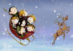 Little Hiddles Christmas