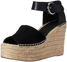 53bb8ea43df515 Price  (as of - Details) Inspire your trendsetting look with vintage appeal  in the Marc Fisher LTD™ Alida espadrille wedge sandal. kzwear · Genius