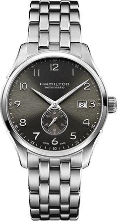 H42515185, , Hamilton maestro small second auto watch, mens
