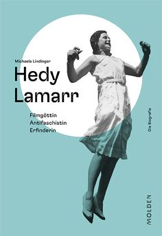 """Der Weltstar aus Wien Hedy Lamarr (1914-2000): Ein Teenager aus Döbling wurde in den 1930er-Jahren durch """"skandalöse"""" Nacktszenen und die erste Darstellung eines weiblichen Orgasmus in der Filmgeschichte zum Arthouse-Filmstar. In Hollywood stieg sie kurzfristig zur größten Leinwandgöttin aller Zeiten auf. Als Jüdin und Hitler-Gegnerin erlebte sie die Zäsuren und Brüche fast des gesamten 20. Jahrhunderts. Heute gilt sie als """"Mrs. Bluetooth"""". Hedy Lamarr, Michaela, Star Wars, Teenager, Bluetooth, Hollywood, Movies, Movie Posters, Movie"""