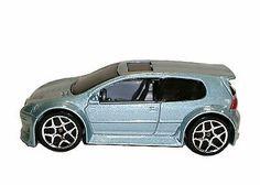2008 Hot Wheels Team Volkswagen: Volkswagen Golf GTI