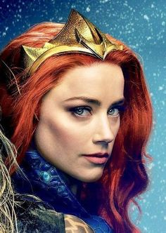 Mera Aquaman Wine red lace front wigs for women, mermaid cosplay wigs, pastel full lace wigs for black women 24 in cm) long Marvel Girls, Marvel Dc, Captain Marvel, Mera Dc, Amber Heard Feet, Red Lace Front Wig, Dc Comics, Jason Momoa Aquaman, Mermaid Cosplay