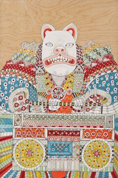 el ukiyo-pop de ferris plock
