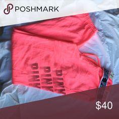 "VS Pink sweatpants VS Pink ""campus pant"" sweatpants new with tags PINK Victoria's Secret Pants"