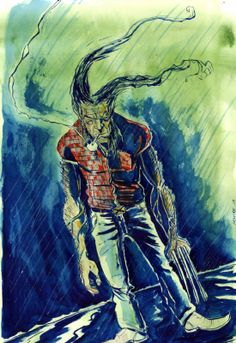 VISIONS OF AN ICON YR. 5 --- Jeff Lemire
