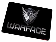9 size cool warface mouse pad black logo large pad to mouse computer mousepad hot gaming mouse mats to mouse gamer