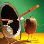 Bent Objects by Terry Border: The Secret Life of Everyday Things - Telegraph Everyday Items, Everyday Objects, Food Humor, Funny Food, Food Jokes, Weird Food, Memes Humor, Funny Art, It's Funny