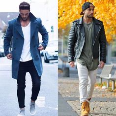 Left or Right ? Comment below #mensfashion_guide