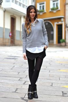 How To Wear Skirts in Winter- 30 Best Ways to Style Skirts