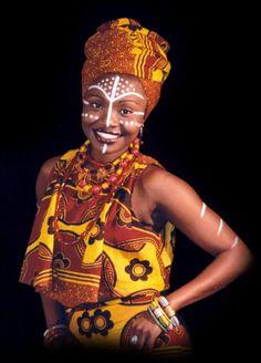 78 Best African Face Paint Images African Makeup Makeup Artistry